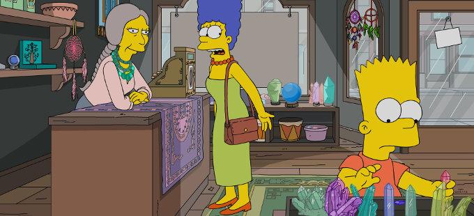 Los Simpson en caída libre: La Familia Amarilla toca fondo