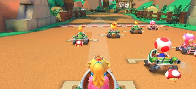 Mario Kart Tour, una carrera llena de gacha y microtransacciones
