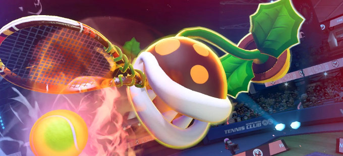 Mario Tennis Aces conseguirá su último personaje en verano