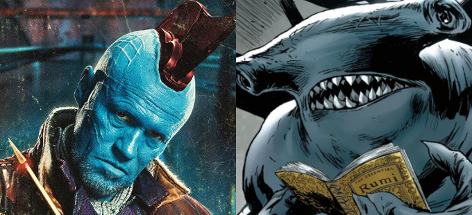 Michael Rooker: De Guardians of the Galaxy a The Suicide Squad