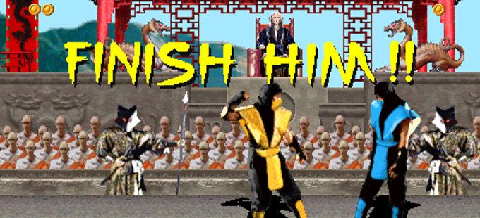 ¿Cómo surgieron los Fatalities de Mortal Kombat?