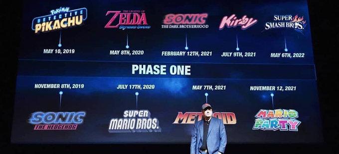 ¿Cómo sería la película de Smash Bros. por los creadores de Detective Pikachu?