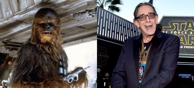Adiós a Chewbacca, adiós al gran Peter Mayhew