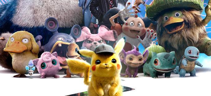 Aunque no pudo superar a Avengers: Endgame, Pokémon: Detective Pikachu tuvo el mejor estreno de una película basada en videojuegos en los EE. UU.