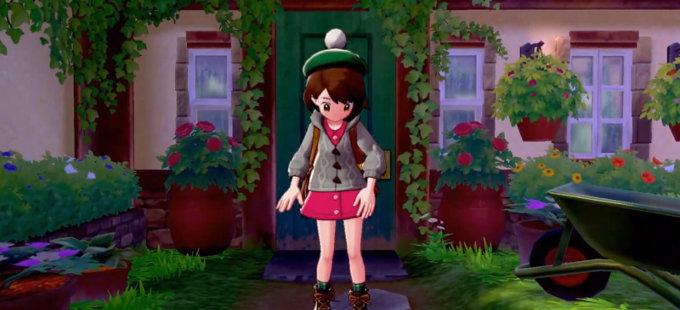 Pokémon Sword & Shield nos dejará también personalizar a nuestro personaje