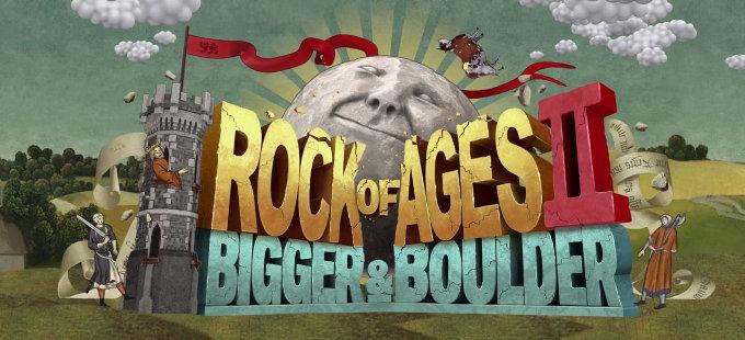 Rock of Ages 2: Bigger & Boulder para Nintendo Switch anunciado por Sega