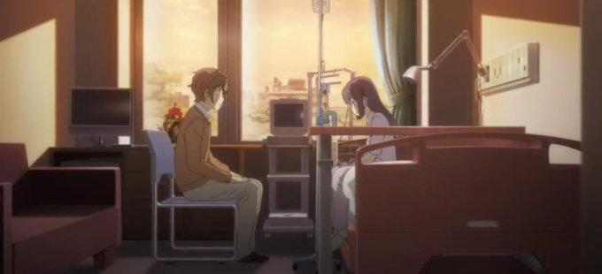 La película de Seishun Buta Yarou y el misterio de Shoko