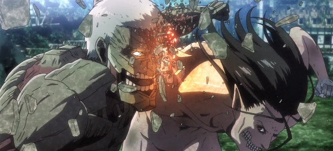 Crunchyroll retrasa la tercera temporada de Shingeki no Kyojin