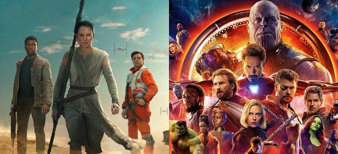 ¿Qué tanto público perderá Netflix sin Star Wars y Marvel?