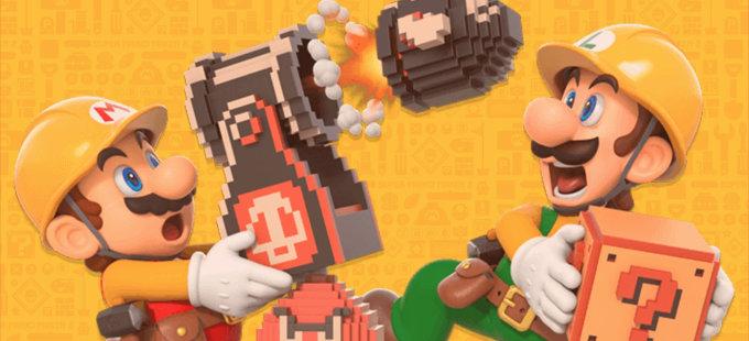 Super Mario Maker 2 para Nintendo Switch no puede jugarse en línea con amigos
