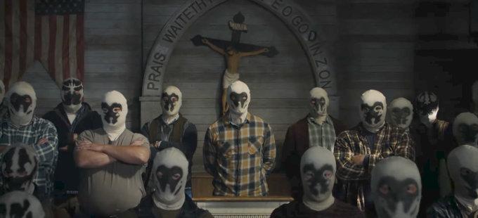 Watchmen en HBO, el legado de Rorschach