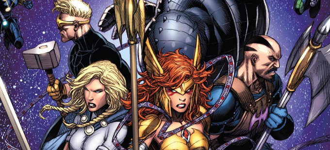 Chris Hemsworth quiere hacer Asgardianos de la Galaxia