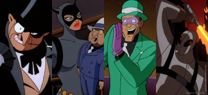 Cuatro villanos enfrentarían a Batman en su nueva película