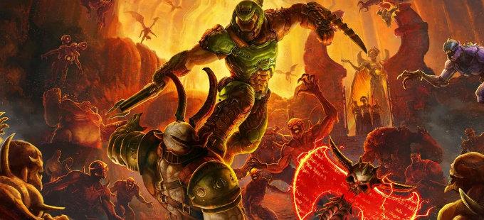 ¿Qué podemos esperar a futuro de Doom Eternal para Nintendo Switch?