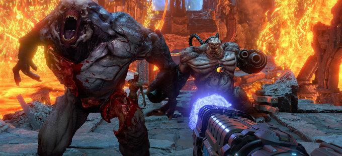 Doom Eternal para Nintendo Switch ya tiene fecha de salida