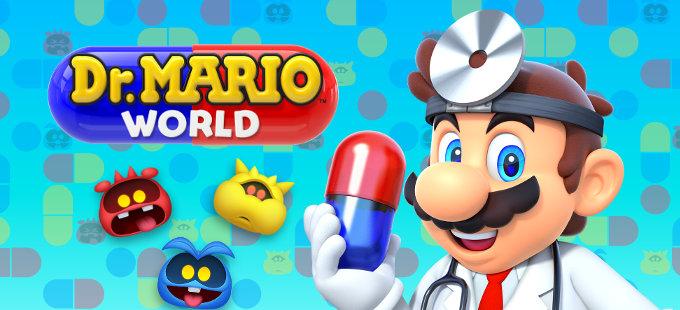 Dr. Mario World llegará a teléfonos celulares el próximo mes