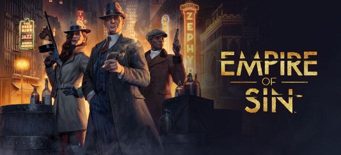 Empire of Sin para Nintendo Switch y la forja de un imperio de crimen