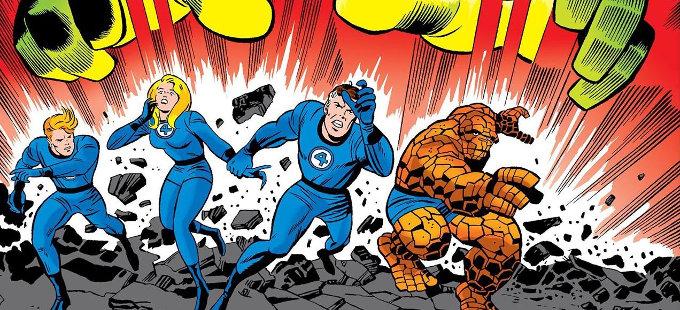 Fantastic Four podría regresar al cine en 2022