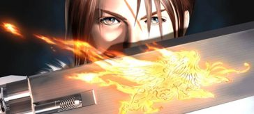 Final Fantasy VIII Remastered para Nintendo Switch anunciado