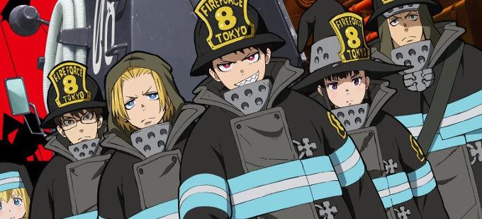 Fire Brigade of Flames consigue nuevo avance antes de su estreno