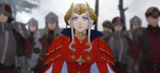 Fire Emblem: Three Houses para Nintendo Switch y su historia dividida