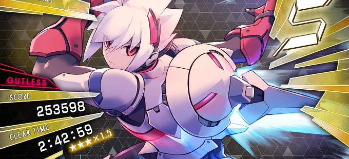 Gunvolt Chronicles: Luminous Avenger iX para Nintendo Switch ya tiene fecha de estreno