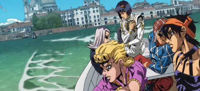 JoJo's Bizarre Adventure: Golden Wind terminará con un episodio especial