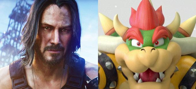 Lo siento, Keanu Reeves: Nintendo se llevó el E3 2019 en Twitter