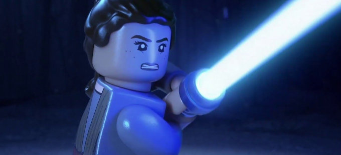 LEGO Star Wars: The Skywalker Saga para Nintendo Switch llegará en 2020