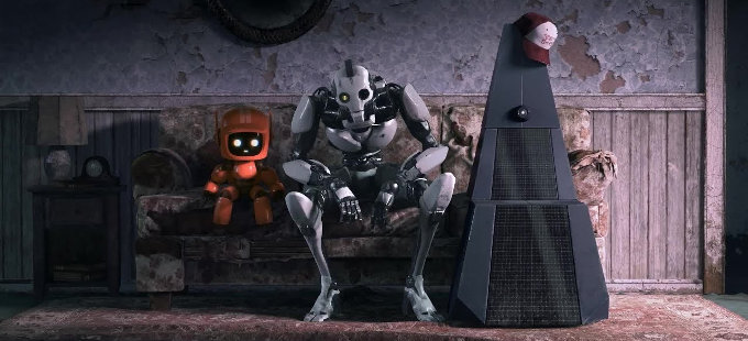 LOVE DEATH + ROBOTS Vol. 2 anunciado para Netflix