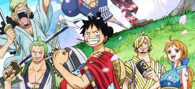 Otro vistazo a los diseños de One Piece del País de Wano