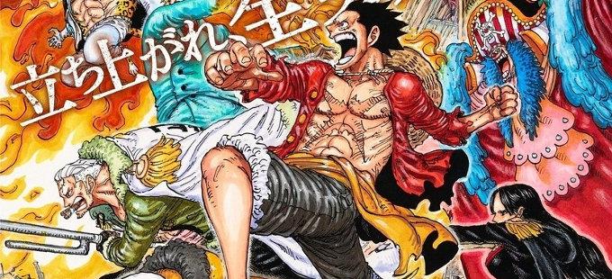 Eiichiro Oda habla de qué esperar de One Piece Stampede
