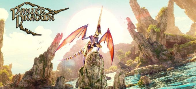 Panzer Dragoon: Remake para Nintendo Switch solo es el principio
