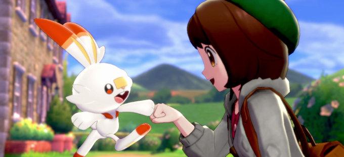 Pokémon Sword & Shield para Nintendo Switch, con fecha y nuevos detalles