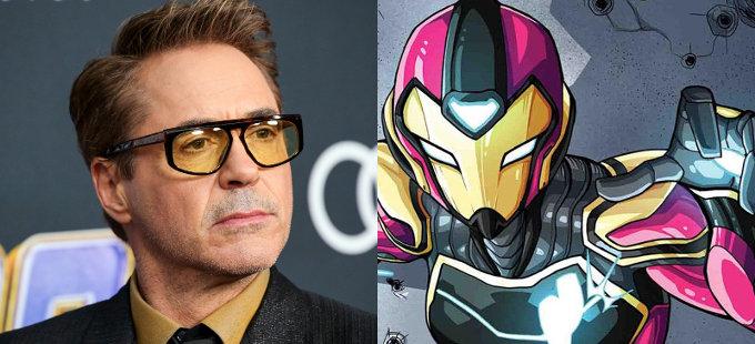 Robert Downey Jr. quiere a Ironheart en las películas del MCU