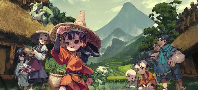 Sakuna: Of Rice and Ruin para Nintendo Switch