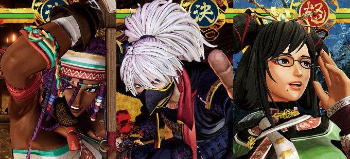 Viendo en acción a Wu Ruixiang y Yashamaru en Samurai Shodown