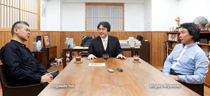 Iwata Asks, las entrevistas de Satoru Iwata, serán compiladas en un libro