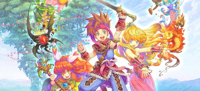¿Viene Seiken Densetsu Collection para Nintendo Switch a Occidente?
