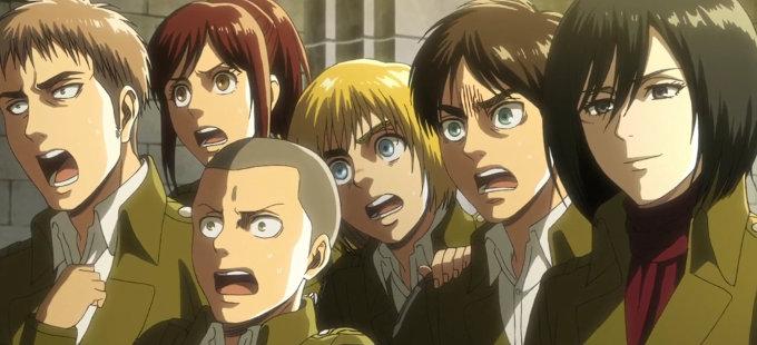 La exhibición del final de Shingeki no Kyojin revela sus detalles