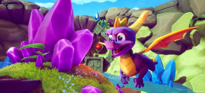 ¡Va de nuez con Spyro Reignited Trilogy para Nintendo Switch!