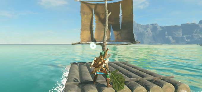 The Legend of Zelda: Breath of the Wild y su detallado mundo marino