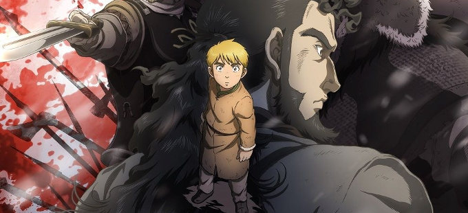 Vinland Saga, la exclusiva de Amazon Prime Video, estrena avance