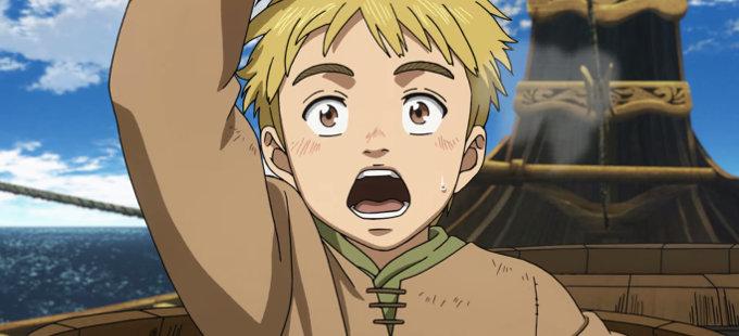 Vinland Saga, porque no todo es Shingeki no Kyojin para Wit Studio