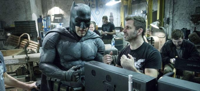Zack Snyder hará serie animada para Netflix