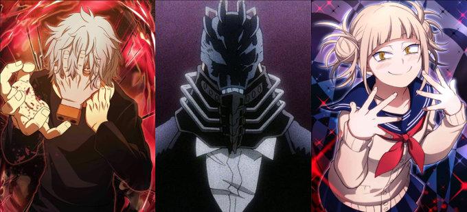 ¿Cómo se crean los villanos de Boku no Hero Academia?