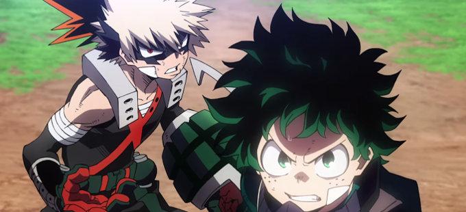 Boku no Hero Academia the Movie -Heroes: Rising- estrena tráiler y detalles