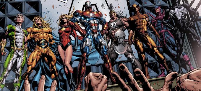 ¿Acaso Facebook reveló nuevas películas de Marvel Studios?