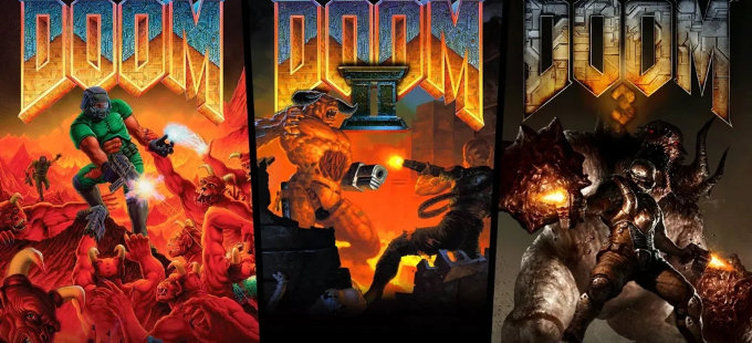 ¡Triple dosis de Doom para Nintendo Switch!