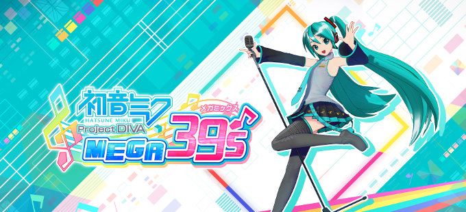 Hatsune Miku: Project Diva Mega39's para Nintendo Switch revelado por Sega